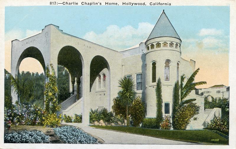 Charlie Chaplin's Home