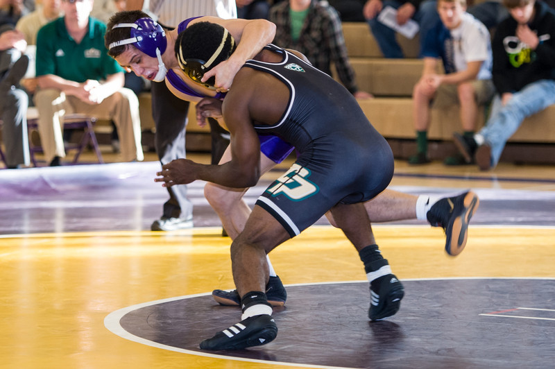 Nov 24, 2013 San Francisco State University Gators hosted the Cal Poly Mustangs in a non-conference match where Cal Poly pulled out a hard fought tie-breaker decision over the host Gators 16-15: 125lbs -Brian Longmire (CP) won by 6-1 OT dec. over Marc Collier (SF State)