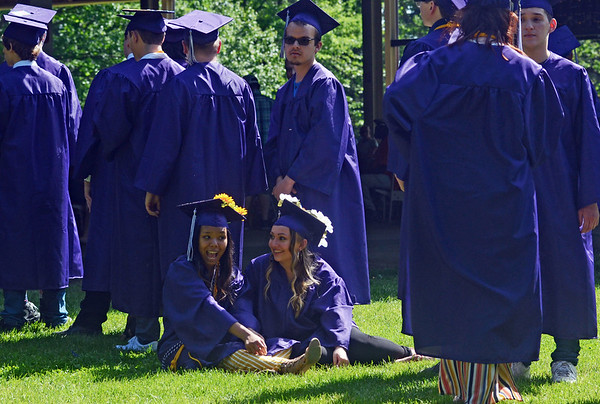 Pittsfield High School graduation - 060919
