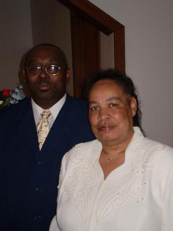 Rev. Charles & 1st Lady Falcon