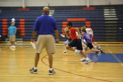 CHA Elementary Track Meet - May 9, 2008