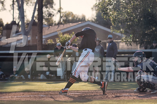 Huntington Beach HS vs Trabuco Hills HS 2/22/2017