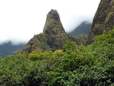 Maui - Iao Needle State Park