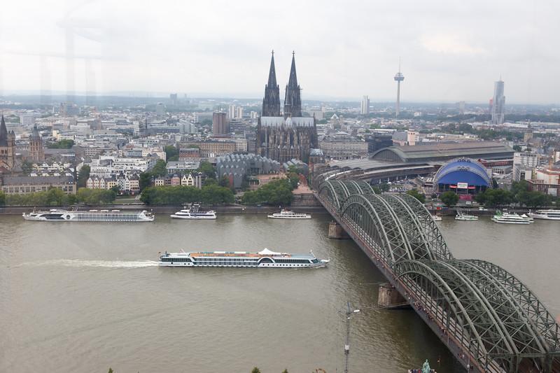Kolner Dom, or the Dom Cathedral, Cologne