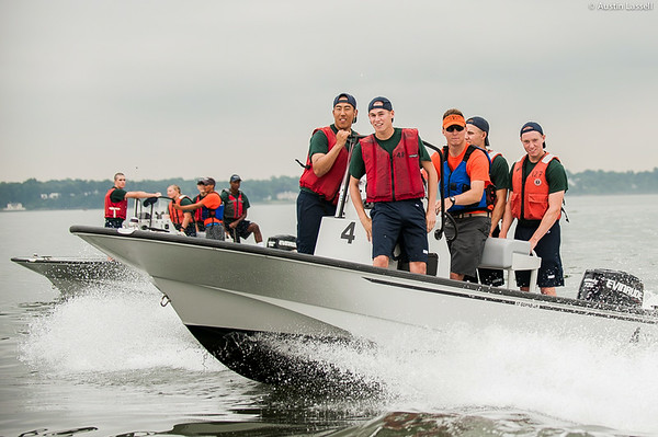 USMMA Waterfront INDOC 2014 - Small Boats Class
