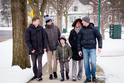 Fitzpatrick Family pics Winter 2020