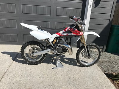 2006 WR125 WB165 For Sale