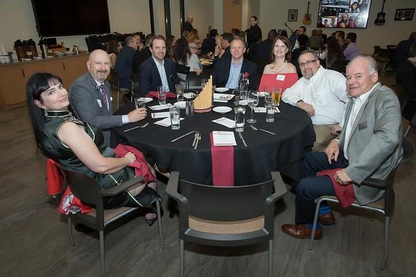 ASU  EMBA Graduation dinner celebration 2017