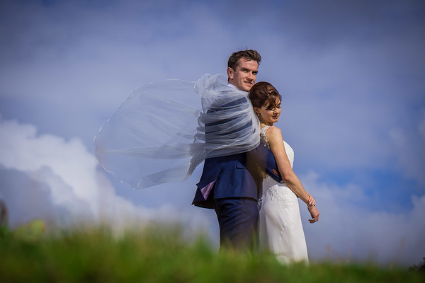 Aideen and Eoin - Ballyseedy Castle