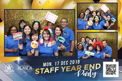 OCC Staff Year End Party