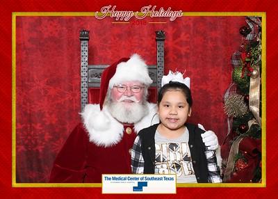 Medical Center of SETX Santa 2018
