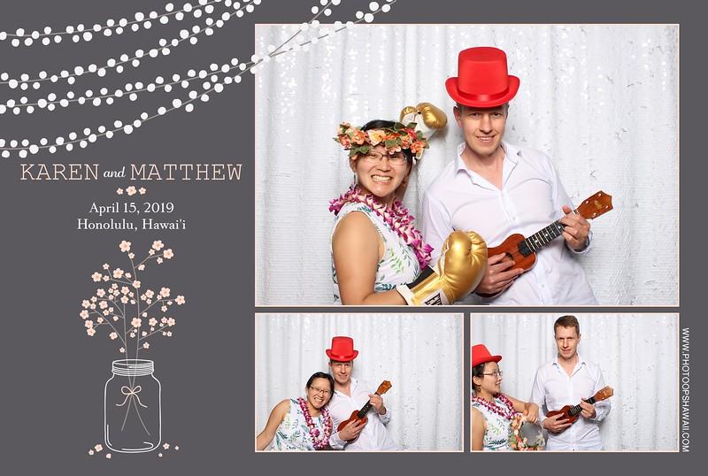 Karen & Matthew