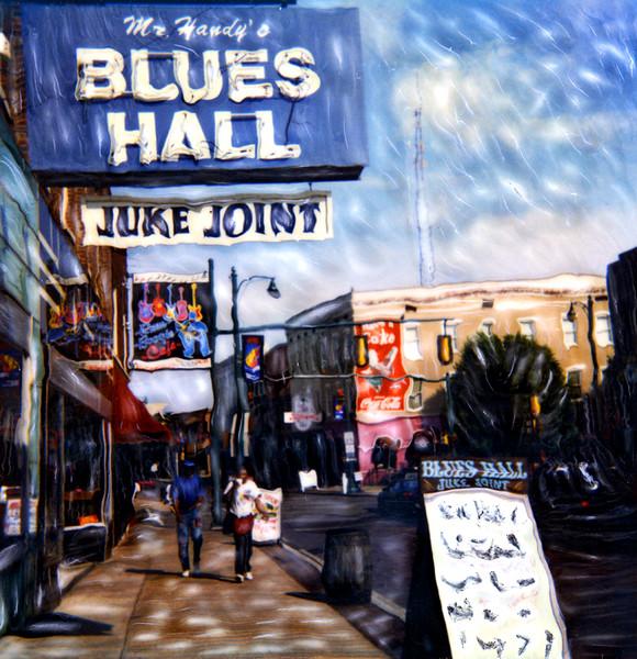 Juke Joint ~ Memphis, Tennessee