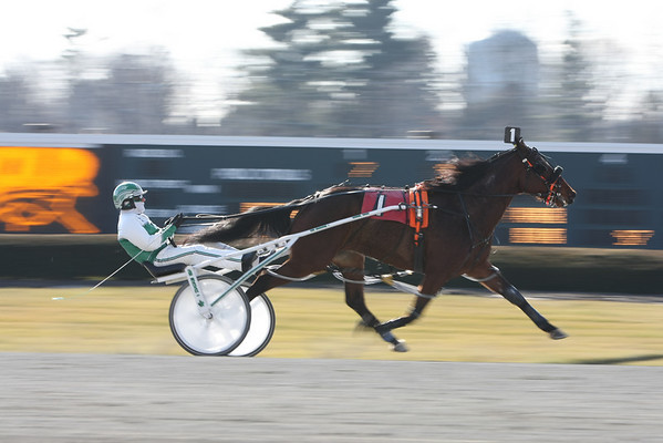 Freehold Raceway Feb 08