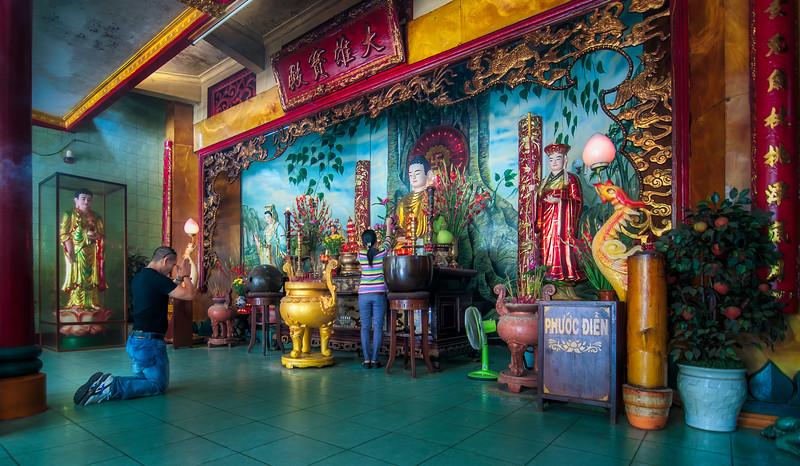 Buddhist Blessings