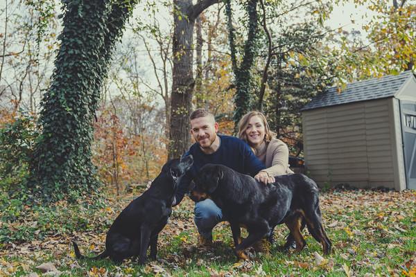 Hurst Family Photos Fall 2020