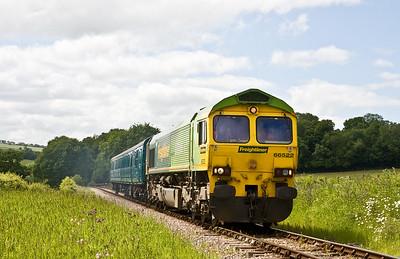 Electro-Diesel Class 205