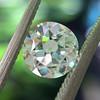 .90ct Old European Cut Diamond, GIA E SI1 9