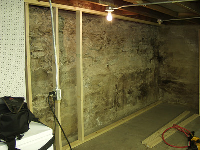 Basement Walls