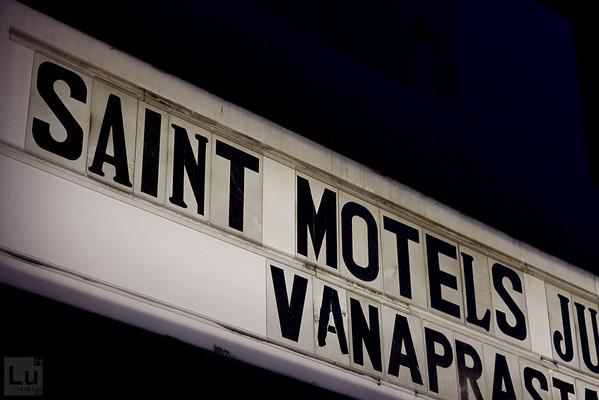 Saint Motel - The Roxy