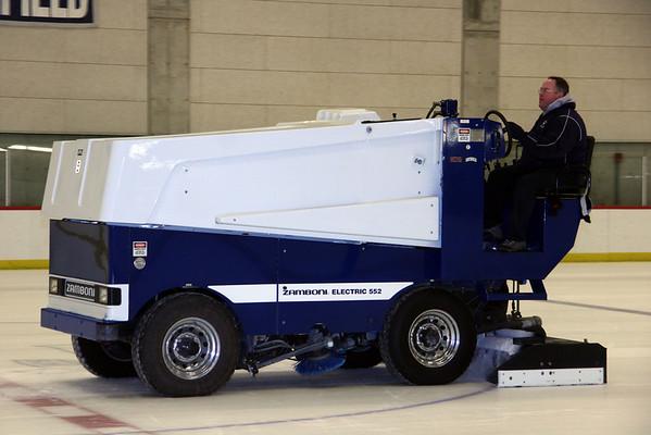Southfield vs. NEWHL Scrimmage Dec 3, 2009