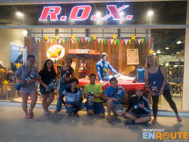 The Travel Mindanao team at R.O.X Cagayan de Oro
