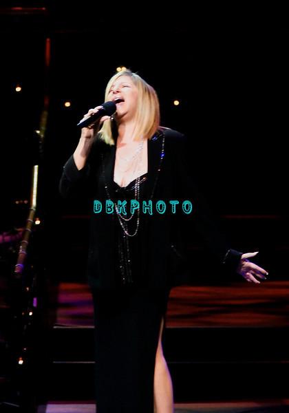 DBKphoto / Barbra Streisand 11/04/2006