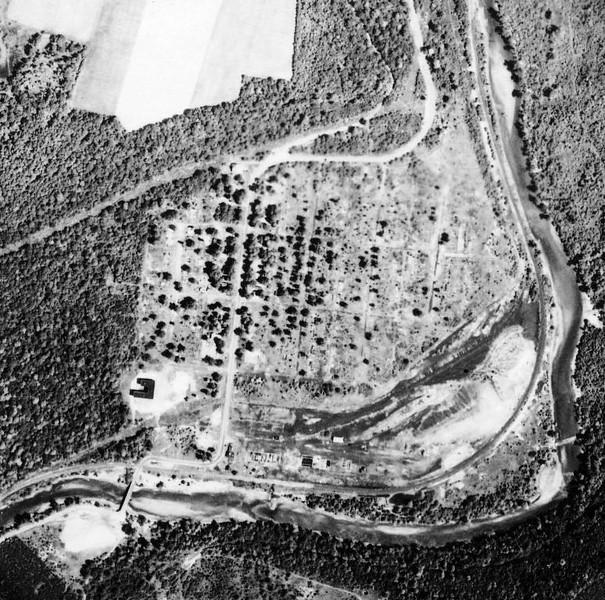 Wehrum, PA - 1939 Aerial Photo