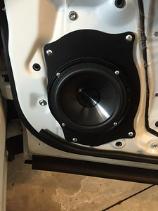 2015 Subaru Forester XT Turbo Front Door Speaker Installation - USA