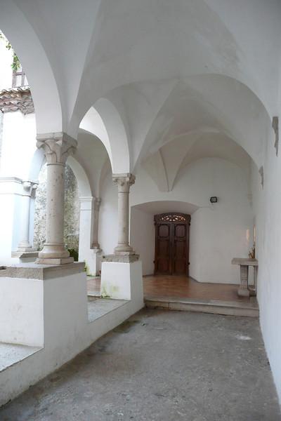 Certosa di San Lorenzo. Padula