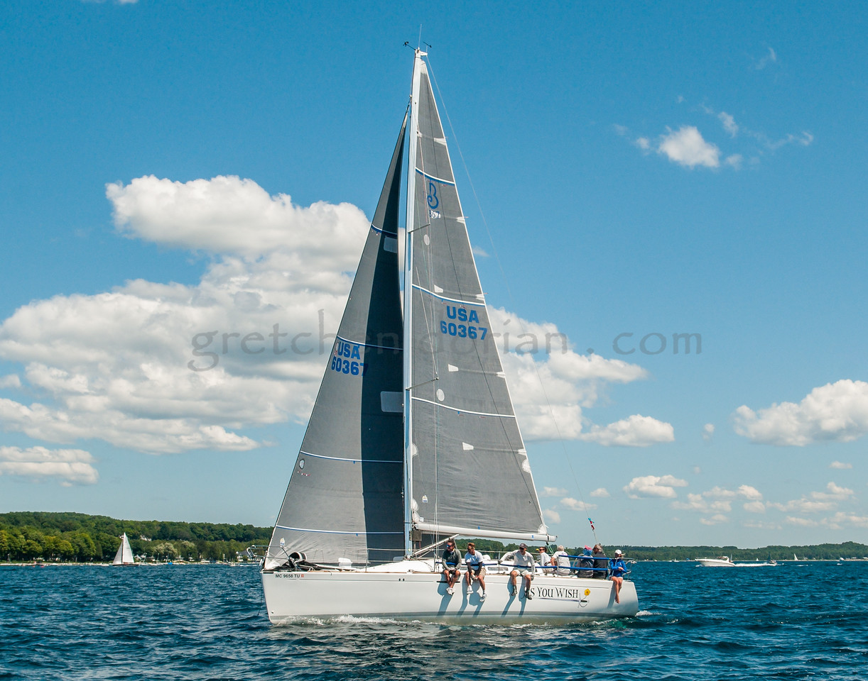 AS YOU WISH   US 60367   Beneteau First 36.7
