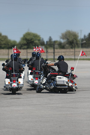 Winged Wheels - B.A.D. Ride 2008