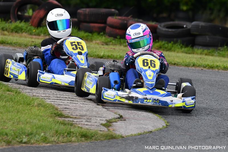Leinster Karting Club - 2018 Summer Championship - Round 2