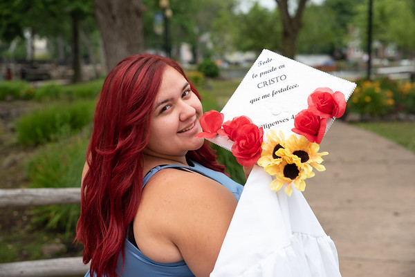 Andriana's Graduation