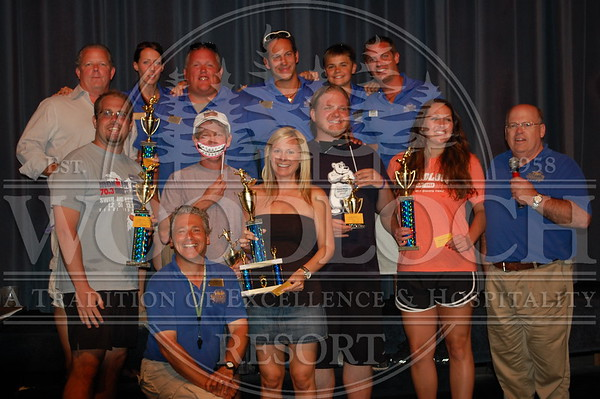 August 3 - Awards