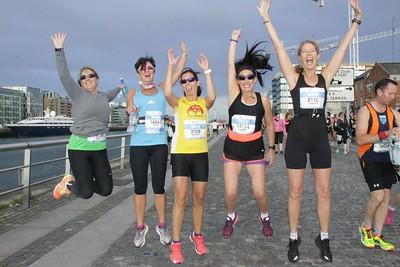 Dublin Rock 'n Roll Half Marathon Aug 2016