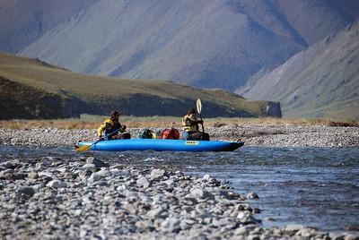 The Kongakut River
