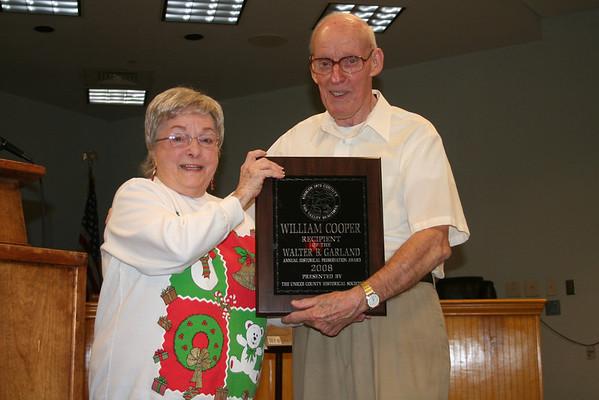 Bill Cooper Award