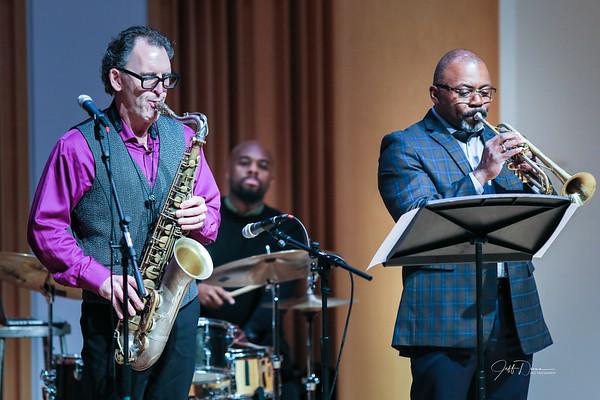 Detroit Jazz All-Stars Celebrate The Detroit Sound - 11-16-2018