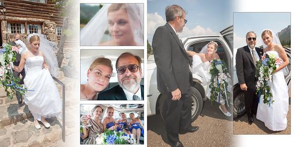 Jesssica and Tom's Wedding Album
