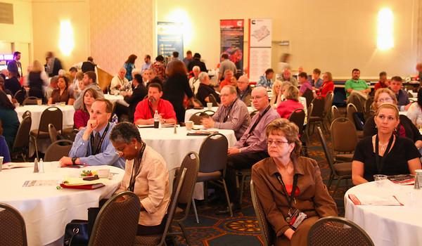 2013 NCPTA Conference - Monday Morning