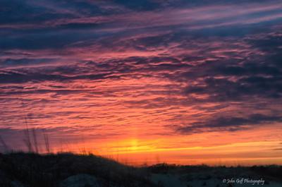 Sun Rises & Sun Sets