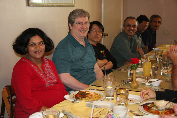 Preeti's Maternity Leave Send-off