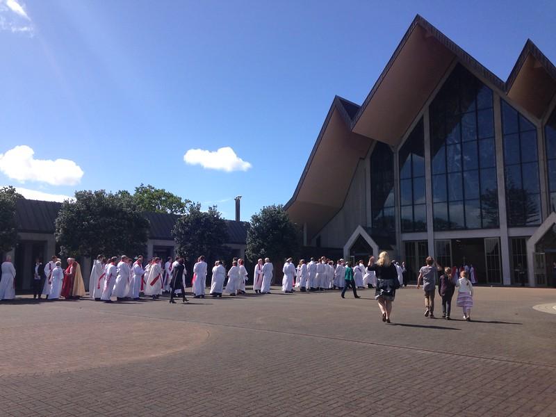 Second Ordination