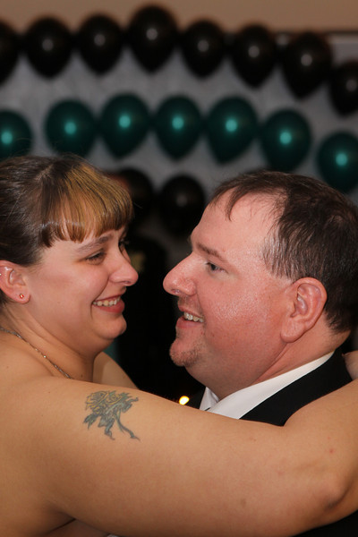 11 05 07 Rob and Carol Wedding