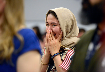 Photos: Local Immigrants Receive Citizenship During Naturalization Ceremony in Boulder
