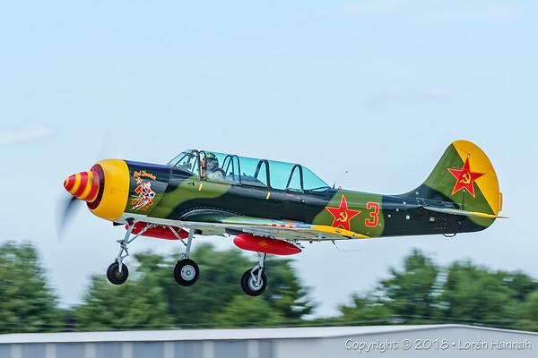 7/25/18 Wednesday - EAA AirVenture - Oshkosh, WI