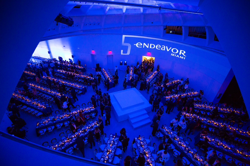 Endeavor Miami 2018 Gala