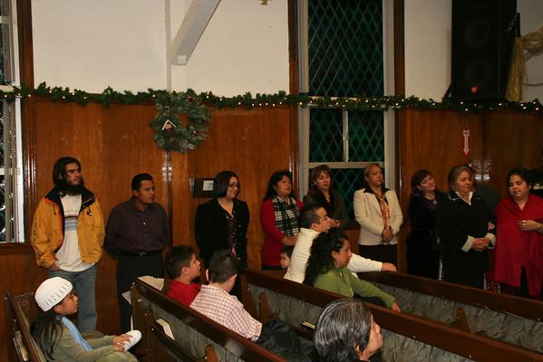 Culto de Fin de Año 2007