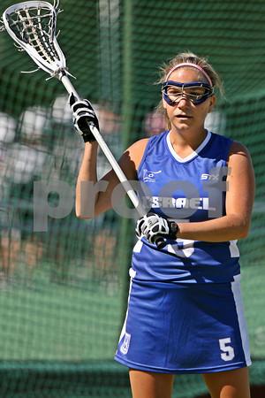 6/26/2012 - Israel Women's Lacrosse Festival Team - Match #5 - Het Amsterdamse Bos, Amsterdam, The Netherlands